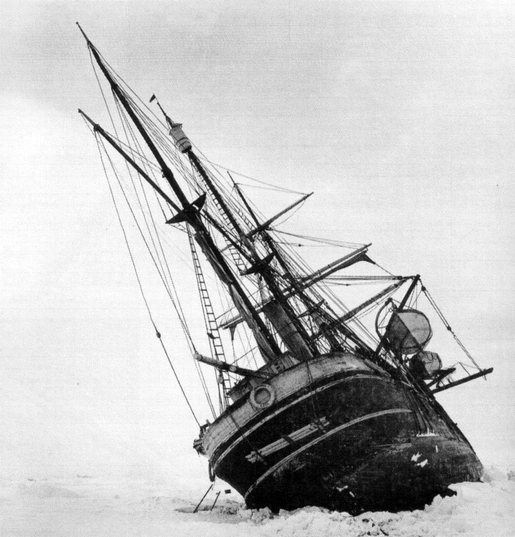 Ernest Shackleton Endurance