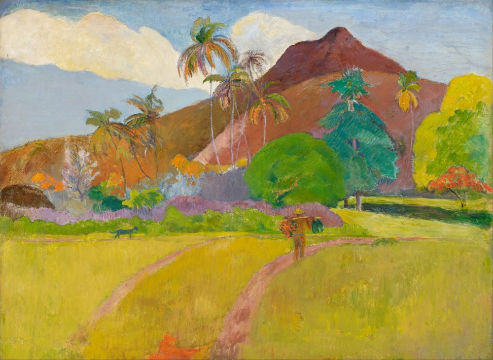 Paul_Gauguin_-_Tahitian_Landscape_-_Google_Art_Project