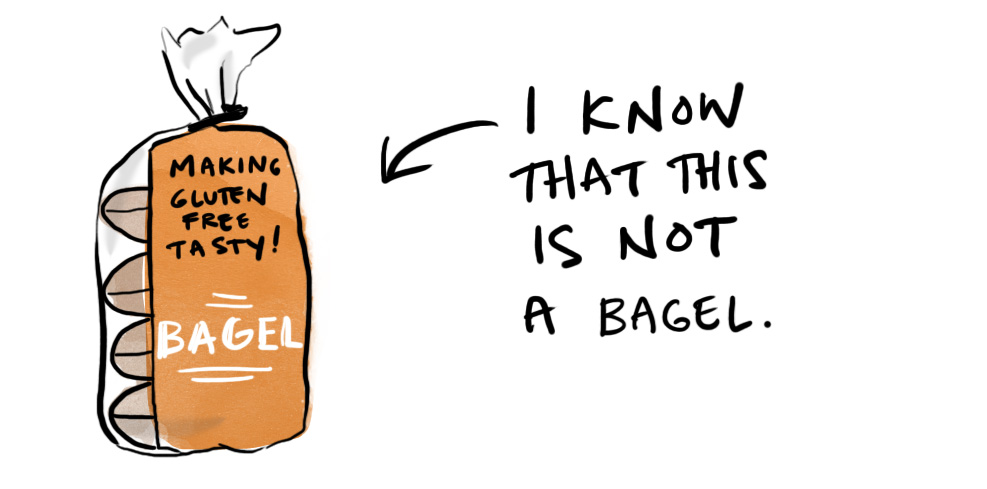 gf bagel
