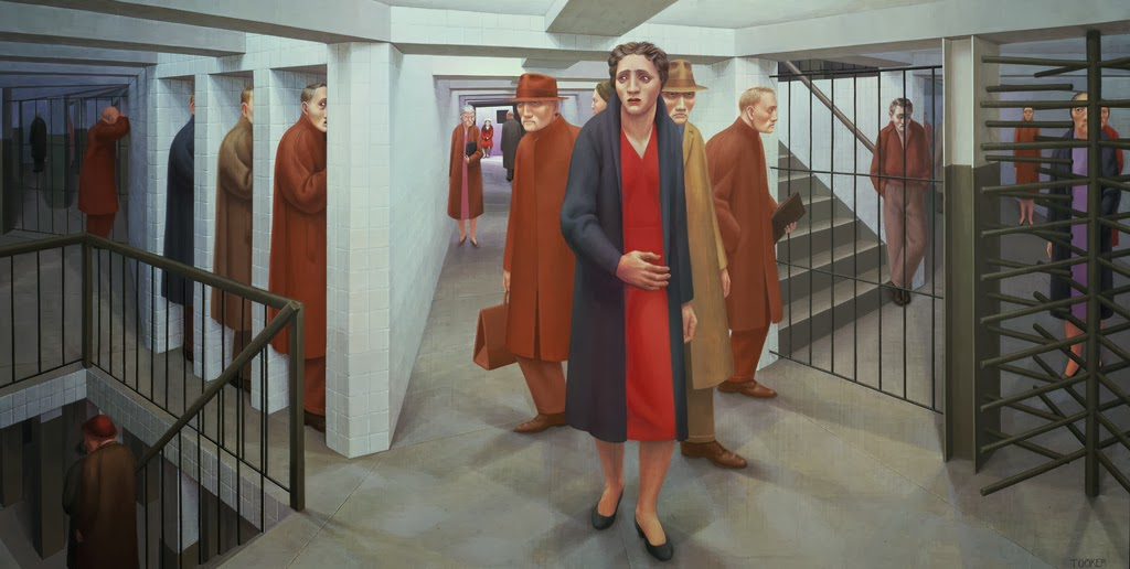 The Subway_George Tooker