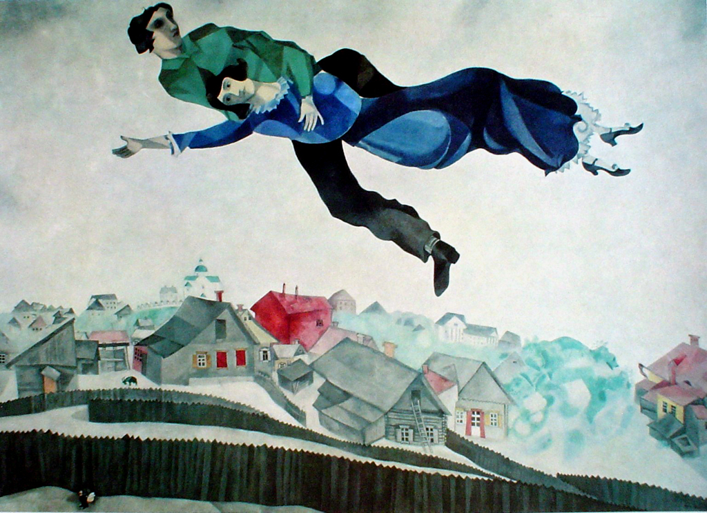 cm057ph-marc-chagall_lovers-above-town